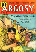 Argosy Part 4: Argosy Weekly (1929-1943 William T. Dewart) Dec 9 1933