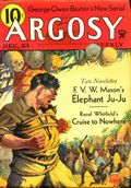 Argosy Part 4: Argosy Weekly (1929-1943 William T. Dewart) Dec 23 1933