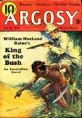 Argosy Part 4: Argosy Weekly (1929-1943 William T. Dewart) Jan 13 1934