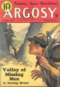 Argosy Part 4: Argosy Weekly (1929-1943 William T. Dewart) Jan 27 1934