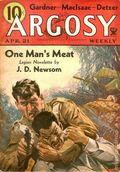 Argosy Part 4: Argosy Weekly (1929-1943 William T. Dewart) Vol. 246 #4