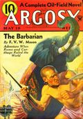 Argosy Part 4: Argosy Weekly (1929-1943 William T. Dewart) Vol. 247 #1