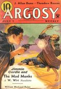 Argosy Part 4: Argosy Weekly (1929-1943 William T. Dewart) Jul 7 1934