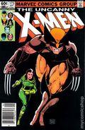 Uncanny X-Men (1963 1st Series) Mark Jewelers 173MJ
