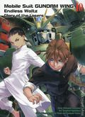 Mobile Suit Gundam Wing The Glory of Losers GN (2017 A Vertical Digest) 10-1ST