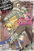 Is It Wrong to Try to Pick Up Girls in a Dungeon? On the Side GN (2017 Yen Press) Sword Oratoria 6-1ST