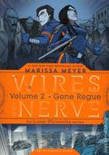 Wires and Nerve GN (2019 Square Fish) The Lunar Chronicles Series 2-1ST