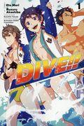 Dive GN (2019 A Yen Press Digest) By Eto Mori 1-1ST