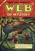 Pre-Code Classics: Web of Mystery HC (2018 PS Artbooks) Limited Slipcase Edition 4-1ST