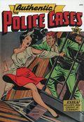 PS Artbooks Presents: Authentic Police Cases HC (2019 PS Artbooks) Limited Slipcase Edition 1-1ST