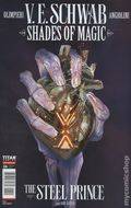 Shades of Magic The Steel Prince (2018 Titan Comics) 4A