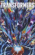 Transformers Historia (2018 IDW) 0