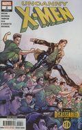 Uncanny X-Men (2018 5th Series) 2D