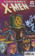 Uncanny X-Men (2018 5th Series) 10B