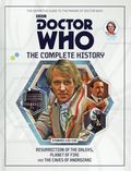 Doctor Who The Complete History HC (2015- Hachette) 39-1ST