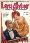 Laughter (1925-1928 Guild) Pulp Vol. 1 #3