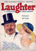 Laughter (1925-1928 Guild) Pulp Vol. 1 #4