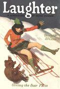 Laughter (1925-1928 Guild) Pulp Vol. 3 #3