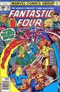 Fantastic Four (1961 1st Series) 186
