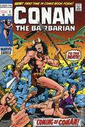 Conan the Barbarian Omnibus HC (2018- Marvel) 1A-1ST