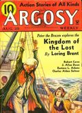 Argosy Part 4: Argosy Weekly (1929-1943 William T. Dewart) Aug 25 1934