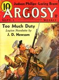 Argosy Part 4: Argosy Weekly (1929-1943 William T. Dewart) Vol. 249 #4