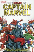 Death of Captain Marvel TPB (2019 Marvel) 3rd Edition 1-1ST