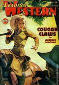 Leading Western (1945-1950 Trojan Magazines) Pulp Vol. 1 #1