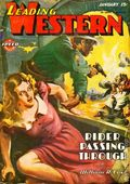 Leading Western (1945-1950 Trojan Magazines) Pulp Vol. 1 #5