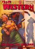 Leading Western (1945-1950 Trojan Magazines) Pulp Vol. 1 #6