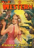 Leading Western (1945-1950 Trojan Magazines) Pulp Vol. 2 #1