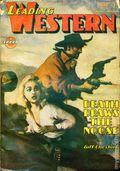 Leading Western (1945-1950 Trojan Magazines) Pulp Vol. 2 #2