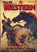 Leading Western (1945-1950 Trojan Magazines) Pulp Vol. 2 #3