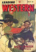 Leading Western (1945-1950 Trojan Magazines) Pulp Vol. 2 #4