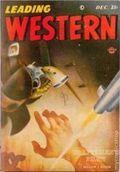 Leading Western (1945-1950 Trojan Magazines) Pulp Vol. 2 #6