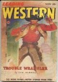 Leading Western (1945-1950 Trojan Magazines) Pulp Vol. 3 #5