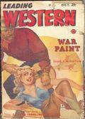 Leading Western (1945-1950 Trojan Magazines) Pulp Vol. 4 #2