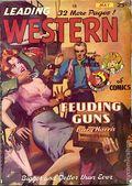 Leading Western (1945-1950 Trojan Magazines) Pulp Vol. 4 #4