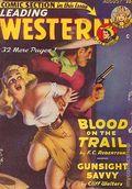 Leading Western (1945-1950 Trojan Magazines) Pulp Vol. 4 #5