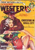 Leading Western (1945-1950 Trojan Magazines) Pulp Vol. 5 #1