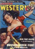 Leading Western (1945-1950 Trojan Magazines) Pulp Vol. 5 #2