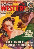 Leading Western (1945-1950 Trojan Magazines) Pulp Vol. 5 #4