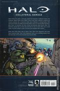 Halo Collateral Damage HC (2018 Dark Horse) A Master Chief Story 1-1ST