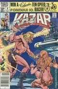 Ka-Zar the Savage (1981 Marvel) 8