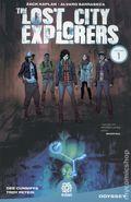 Lost City Explorers TPB (2019 AfterShock Comics) 1-1ST