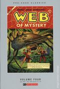 Pre-Code Classics: Web of Mystery HC (2018 PS Artbooks) 4-1ST