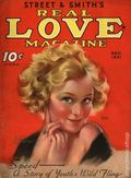 Real Love Magazine (1930-1931 Street and Smith) Pulp Vol. 9 #4