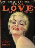 Real Love Magazine (1930-1931 Street and Smith) Pulp Vol. 10 #5