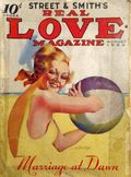 Real Love Magazine (1930-1931 Street and Smith) Pulp Vol. 10 #6
