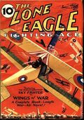 Lone Eagle (1933-1941 Standard) Pulp Vol. 1 #2